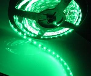 Tiras de cinta de opciones flexibles de LED de luz Rollo
