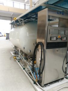20 Cbm Skid de gás de alta qualidade