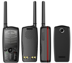 Mobiele Telefoon met Walkie-talkie