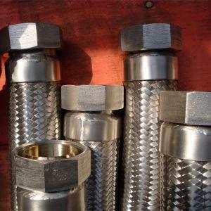 Assemblea di tubo flessibile ondulata del metallo flessibile