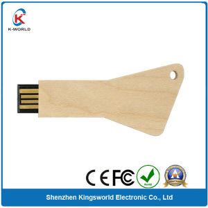 Древесина из дерева USB флэш-накопителей USB (КВТ)-0223