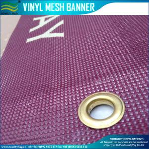 Быстрая доставка Custom рекламы печати для использования вне помещений ПВХ-Flex виниловых баннерах