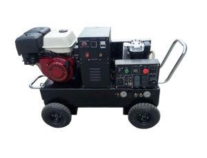 5kVA compresseur à air de l'essence du générateur