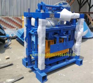 Руководство по эксплуатации машина для формовки бетонных блоков40-2 Qt Танзании поставщика
