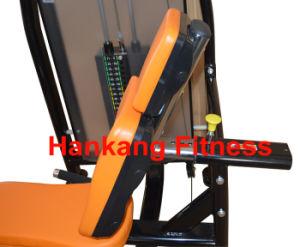 strumentazione di forma fisica, macchina di ginnastica, costruzione di corpo, cremagliera tozza di potere (HK-1037)
