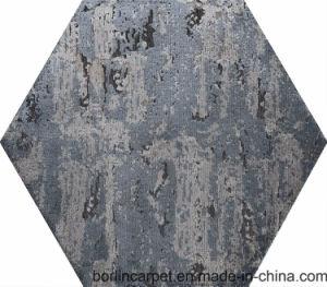 Moquette viscosa della parte posteriore della gomma del rayon della moquette