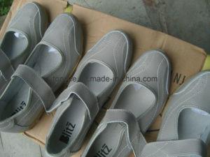 Dame En cuir Semelle en caoutchouc à l'aise femmes décontractées sandales