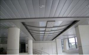 La Chine de gros de matériaux de construction en Métal Décoration intérieure de la bande les carreaux de plafond