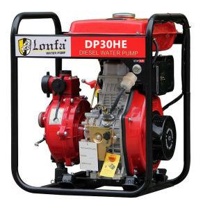 Diesel de 2 pulgadas de alta presión de la lucha contra incendios de la bomba de agua