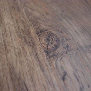 100%防水WPCのビニールのフロアーリングの板/ビニールの床タイル