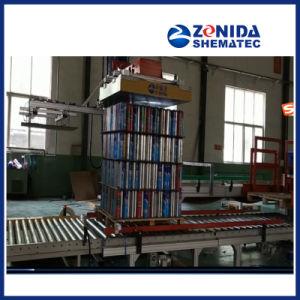 Coordinar Palletizer totalmente automática máquina de hacer Lata maquinaria de embalaje de metal