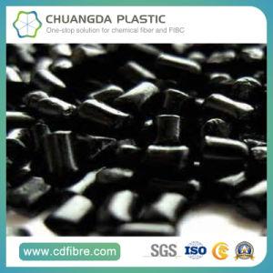 Il nero pp Masterbatch del riempitore del carbonato utilizzato nella trafilatura
