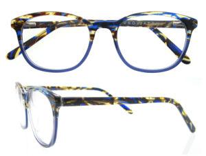 Kleurrijke Beschikbare Goedkope Dame Acetate Designer Optical Frames van de Manier