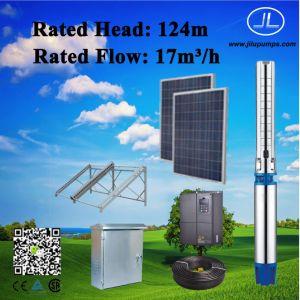 9.2Kw солнечные энергетические системы насоса, сельского хозяйства погружение насоса системы