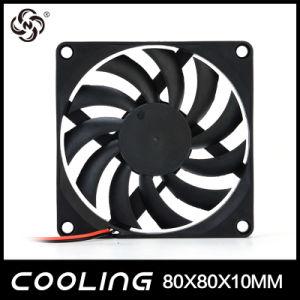 Ce UL 8010 80мм 12 Вольт электровентилятор системы охлаждения двигателя 80X80X10