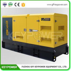 Tipo silenzioso Portable del gruppo elettrogeno di 100kVA con il regolatore di Keypower