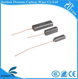 Amostra grátis de alta qualidade Donsun escovas de carbono para máquina de vácuo