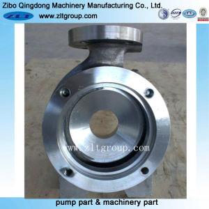 Intelaiatura di titanio dell'acciaio inossidabile dell'ANSI Goulds 3196/della pompa dal pezzo fuso di sabbia