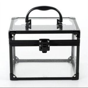 Le Fashion acrylique cas cosmétique (Hx-Q050)