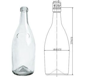 بالجملة [أم] [أدم] [375مل] [750مل] [غرين غلسّ] [شمبن] زجاجة