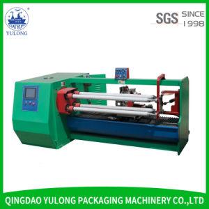 Machine de découpe de bandes à haute vitesse avec le numéro de modèle yl-708A