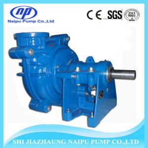 Hochleistungsfilterpresse-Zufuhr-Bergbau-Schlamm-Pumpe