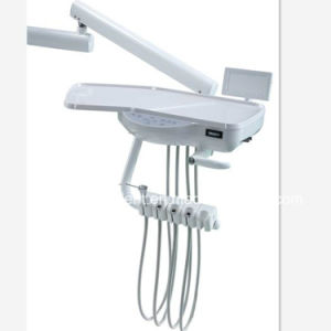 De TandEenheid van de manier met de Facultatieve Stoel Van uitstekende kwaliteit van de Apparatuur van het Laboratorium van de Microscoop Tand Tand