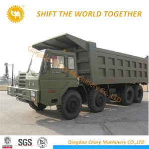 Tonnellate fuori strada 420HP di estrazione mineraria di Sinotruk HOWO 70 di autocarro con cassone ribaltabile