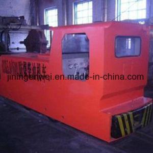 Locomotiva diesel elettrica di cantieri sotterranei di 5 tonnellate per la miniera di carbone