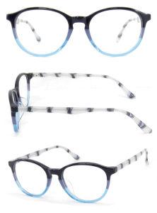 Het de Optische Acetaat van Eyewear van de manier/Frame van het Metaal, de Glazen van de Lezing van de Optica