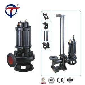Edelstahl-elektrische versenkbare vertikale Abwasser-Pumpen-mehrstufige Schleuderpumpe