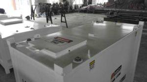 1500 L-3000 L piccolo contenitore di diga del serbatoio di combustibile