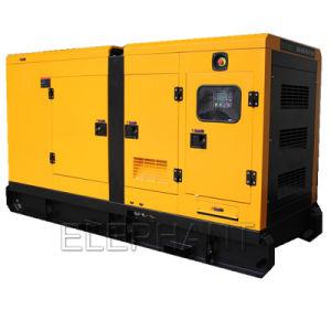 generatore silenzioso del diesel di 50kVA Cummins