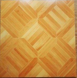 Bouwmaterialen 60X60, de Rustieke Tegels van het Porselein, de Ceramische Tegel van de Decoratie van de Bevloering, de Houten Tegel van het Porselein met Matte Oppervlakte