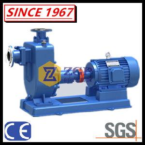 中国の化学水チタニウムの自動プライミング遠心ポンプ