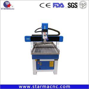 Mini CNC Router 6090 CNC Metaal die Scherpe Machine graveren