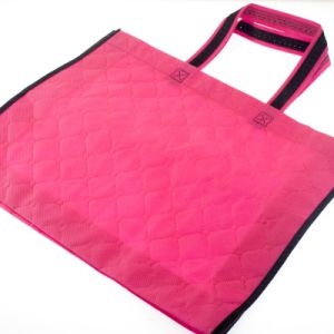 Couleur Pure sacs d'emballage non tissé pliable