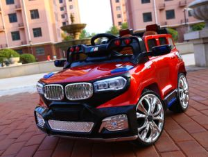 車または子供の赤ん坊のおもちゃの新しいモデルBMWの子供の乗車