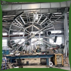 De Compartimenten van het drijfvermogen van Dak van het Aluminium van Pontons het Interne Drijvende