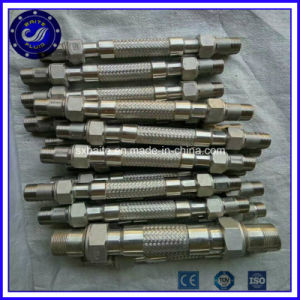 SS304 Flexible Stainless Steel Braided Metal Hose for Steam