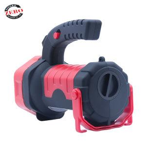 Magnético gancho SMD 10 Pila AA la luz de trabajo ABS