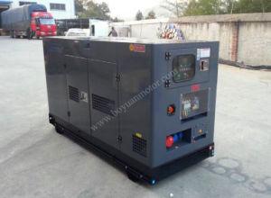 Silencio grupo electrógeno diesel con motor Perkins 500KW/625kVA.