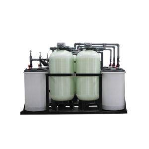 Автоматический клапан управления умягчитель воды Ионообменное