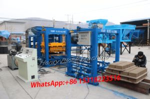 máquina para fazer blocos hidráulicos4-15 Qt Preço máquina para fazer blocos ocos