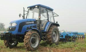 90HP Fabricante do Trator de Rodas Agrícolas
