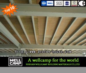 Estructura de acero sólido edificio Taller de acero