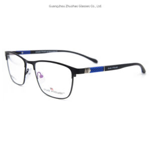 924423f9d Designs de modelo de moda Óculos Slingshot Metal Luz Flexível Tr90 Óculos  Armações de óculos Óptica ...