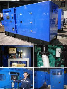 De Diesel van de kwaliteit 140kVA/112kw Reeks van de Generator om Uw Lopende band aan te drijven
