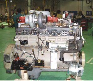 De Dieselmotor van nta855-G7 van Cummins van de Motoren van de Reeks van de Generator van het onontgonnen Land