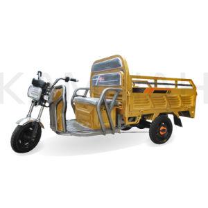 Triciclo eléctrico de tres ruedas E-Bike cargador carga triciclo S7